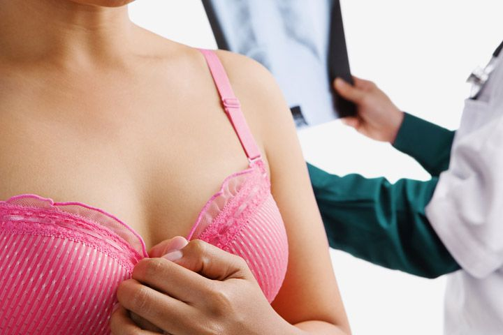 While experts cannot pinpoint the causes of breast cancer, they can identify what puts a woman at a risk of developing it. Your tendency to contract it is..