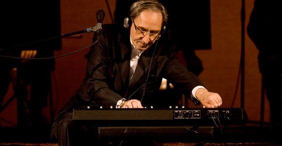 Franco Battiato: il progetto di musica elettronica sperimentale in tutti gli store | Radio Web Italia