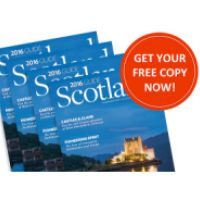If you are planning on visiting the land of the hills you should carry on reading to get your hands on a free copy of a 36-Page Scotland 2016 Guide.