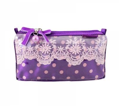 Jacki Design - Polka Dot Romance Small Cosmetic Bag