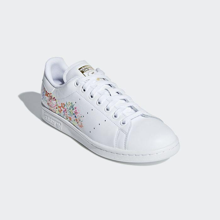 STAN SMITH W White 11 Womens | Adidas stan smith, Stan smith ...
