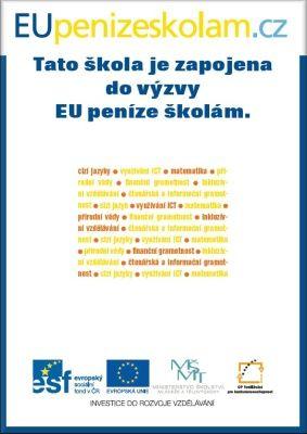 ZŠ TRÁVNÍK 27- Výzva EU peníze školám