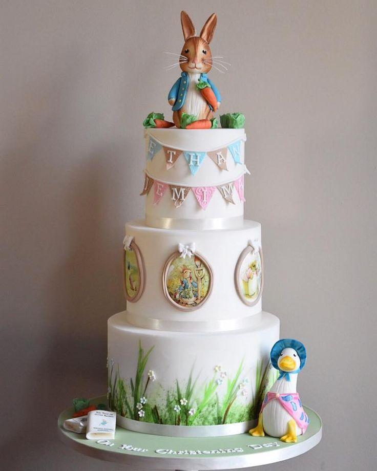 Peter Rabbit: Cupcakes by K, facebook