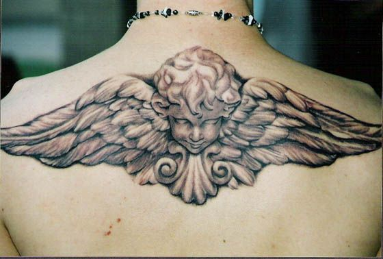 querubim tattoo