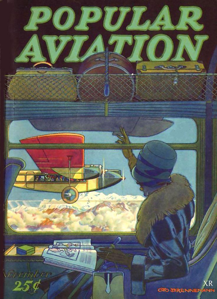Popular Aviation 1928-11 magazine art [R] http://ift.tt/2vNa6wN
