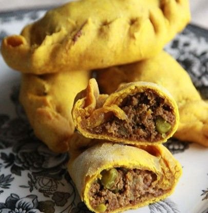 Beef Curry Turnovers | Simple Dish | Quick, Easy, & Healthy Recipes for Dinner