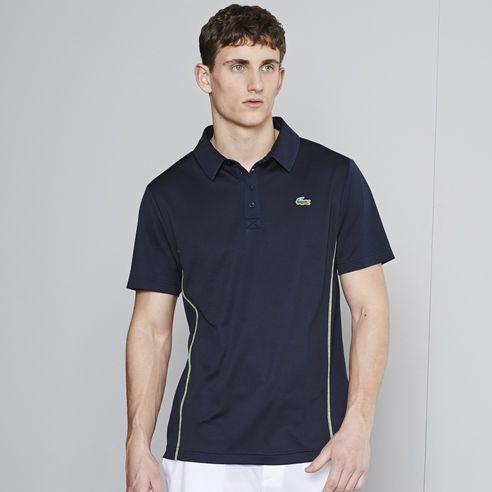 Polo Lacoste Sport uni en maille double face Ultra Dry - Sports et équipement - Tennis - Lacoste http://shop-fr.lacoste.com/polos-sport/polo-lacoste-sport-uni-en-maille-double-face-ultra-dry/DH7700-00.html?dwvar_DH7700-00_color=08U