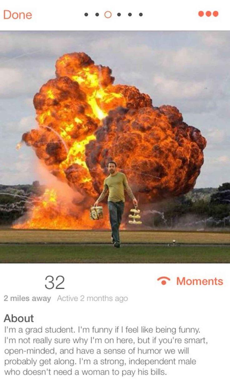 The 25 Funniest Tinder Profiles Ever - BlazePress