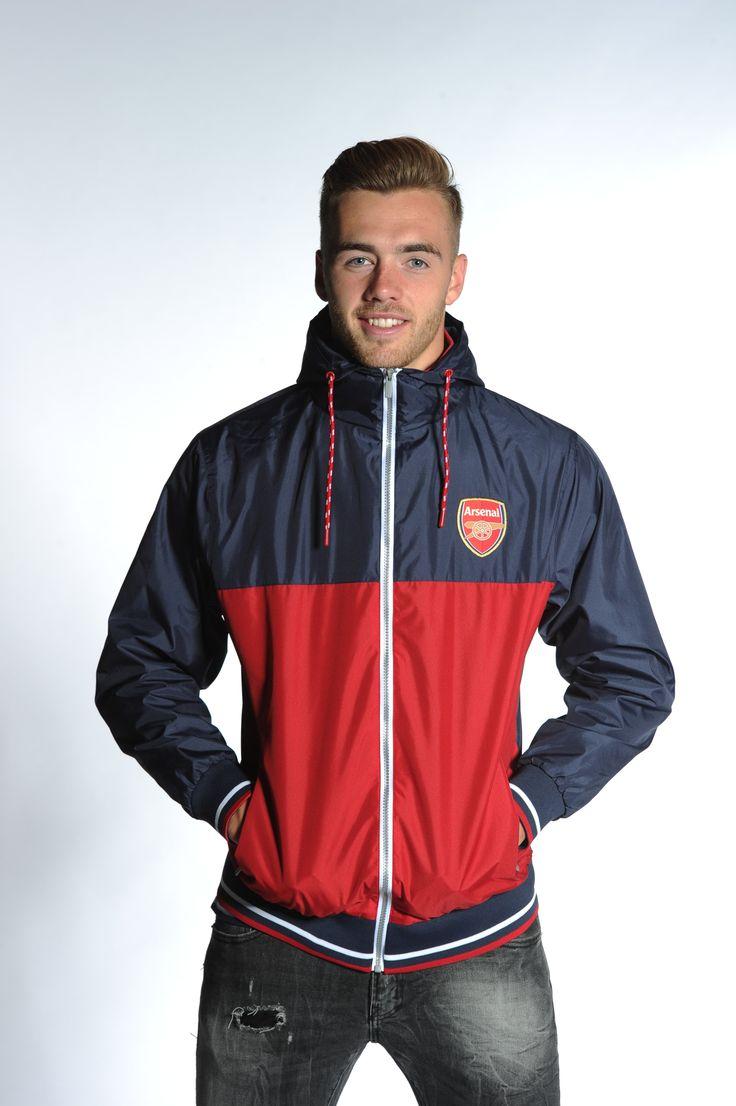 Arsenal Junior 2015/16 L/S Home Shirt at Arsenal Direct
