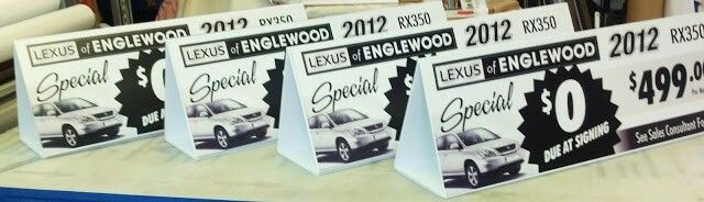 Car toppers for promoting sales at your car dealership.  Signs and corporate identity.  Interior and exterior.  Plastic, metal, wood, pvc, dimensional,  carved we do it all.   #artisticsigns #fairfieldsigns #signs #decals #winelabels #personalizedstickers #trucklettering #vehiclesign #truck #bannersigns #eventsigns #customsigns #promotionalsigns #artisticsignsllc #signs #wraps #windowlettering #fundraiser #event