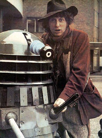 Dr Who - Tom Baker  I fist saw doctor who he was the doctor and to me always will be