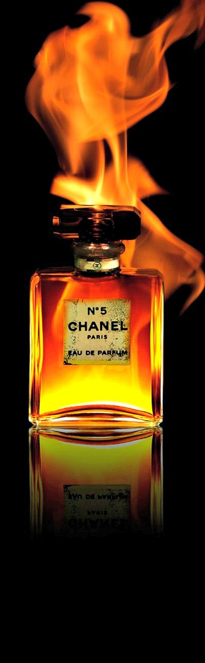 Chanel ~     Created by Gabrielle Chanel to be the ultimate in femininity, N°5 has cast a spell on millions of women — and men — around the world. Inimitably luxurious and infinitely seductive, its legend lives, each year adding to its mystery, its depth, its desirability.
