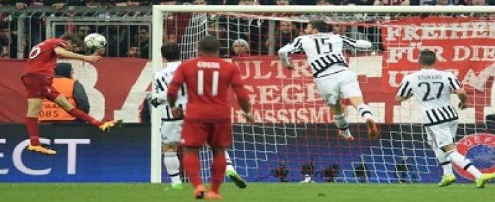 La Juve illude, poi crolla nei supplementari: 4-2 Bayern