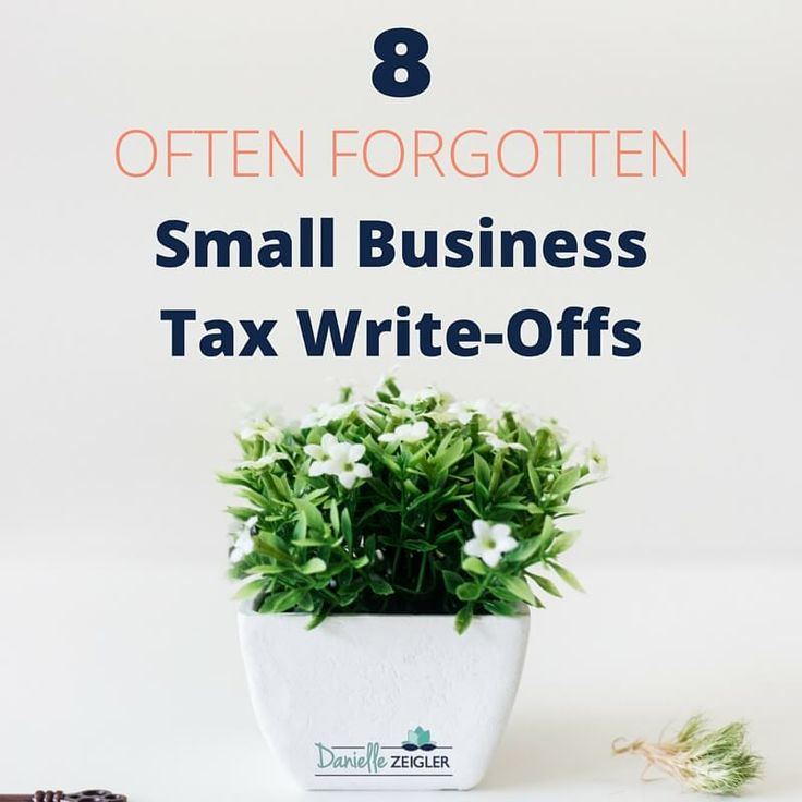 As an entrepreneur or small business, you know that taxes can be pretty harsh. Make sure you're taking advantage of everything you're able to.