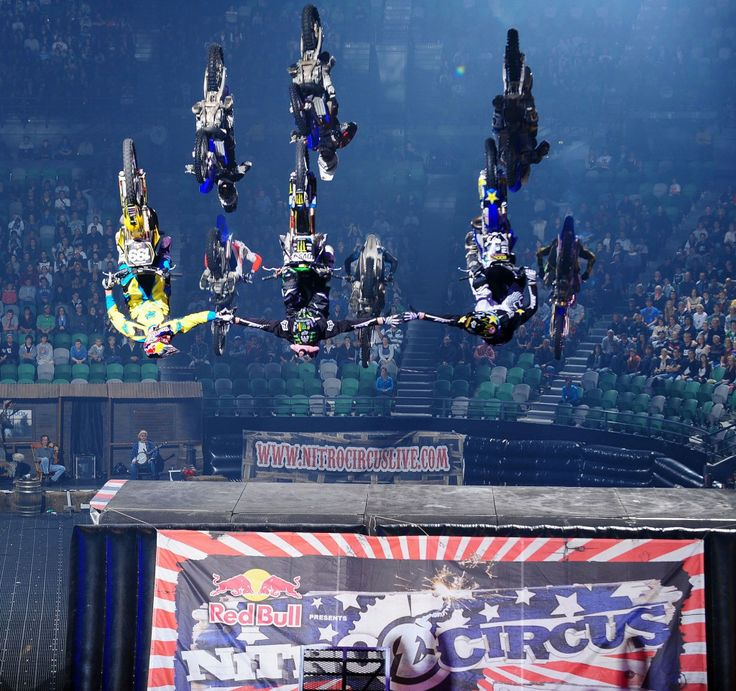 Nitro Circus These people are amazing!