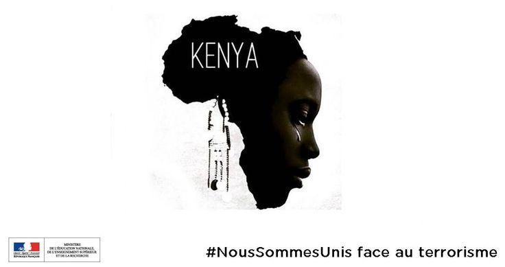 Attentats terroristes 13 novembre 2015 à Paris Solidarité, liberté d'expression, etc. Solidarité après l'attentat au Kenya:
