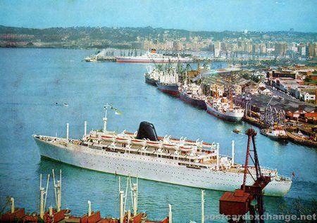 Durban - Marine Terminal - South Africa