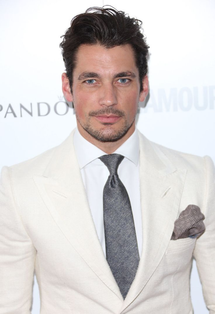 David+Gandy+New+Girlfriend | David Gandy, 33, has a new girlfriend: 22-year-old 'Les Mis' star ...