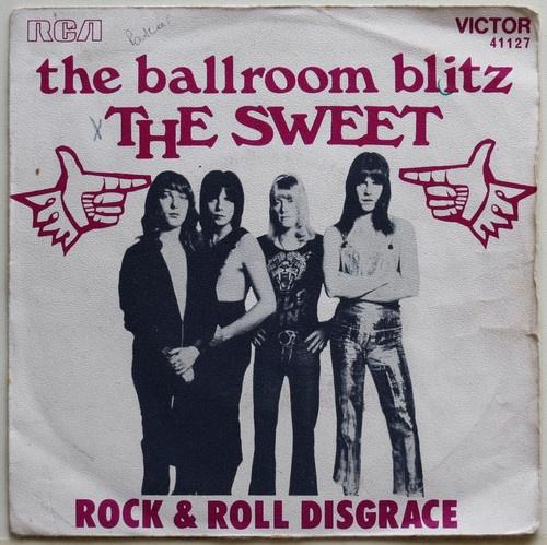 The Ballroom Blitz!!