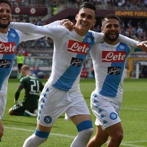 """Insigne: """"Totti? Spero di ripetere la sua carriera e vincere con il Napoli"""""""