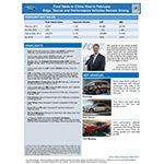 Ford Sales in China Rise in February; Edge, Taurus and Performance Vehicles Remain Strong
