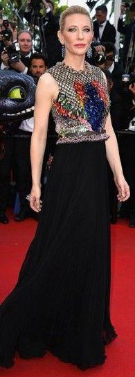 La Cenicienta: looks de Cate Blanchett