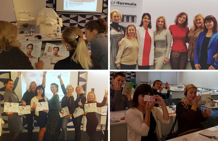 Congratulations to the skin specialists from Ukraine that joined us in Barcelona last week for the advanced skin resurfacing workshop, hosted by Susanna Porras (International Educator). #skinresurfacing #education #skinspecialists #advancedskincare