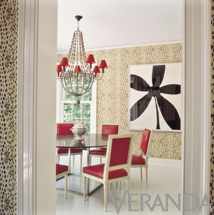 Veranda Magazine Dining Rooms