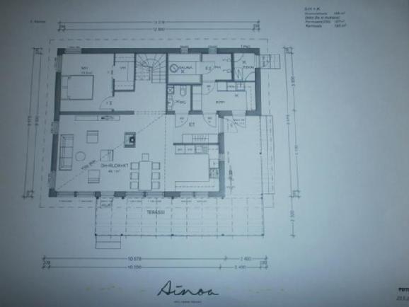 Myydään Omakotitalo 5 huonetta - Pori Klasipruuki Kaskitie 12 - Etuovi.com 7693736