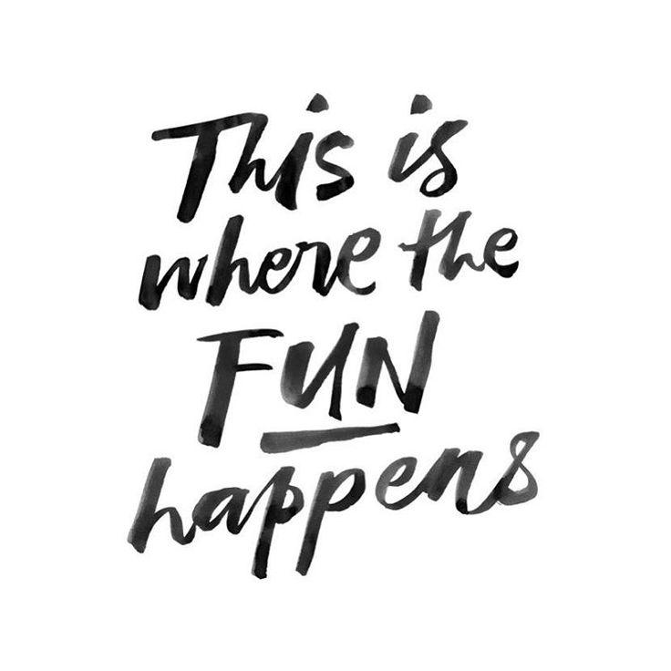 Fun! (here) is coming