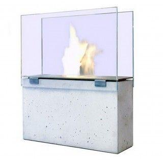 Биокамин Conmoto Muro large  Биокамин Conmoto Muro large отлитый из бетона, укрепленный стекловолокном в сочетании с тонкой нержавеющей сталью и закаленным стеклом устойчивым к высоким температурам. Вы можете установить Conmoto Muro large в саду, на террасе, в холле или спальне.  #conmoto #биокамин #терраса #спальня #арткамин {{AutoHashTags}}