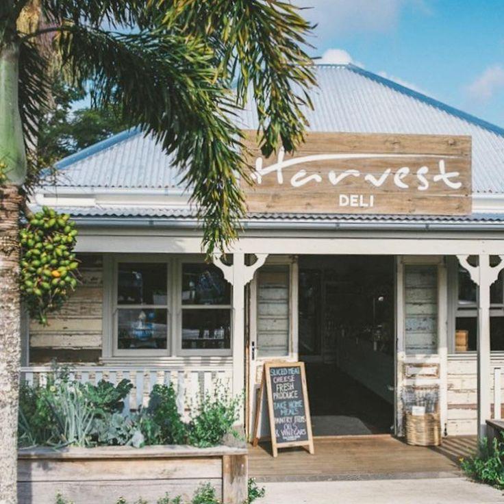 Harvest Restaurant & Deli, Newrybar, New South Wales