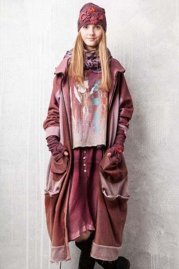 By Adéla Urbanová Fancy and colorful designed story. Handmade coloured, dyed and printed items.