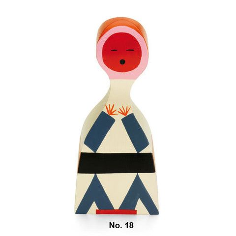 Vitra Alexander Girard Doll No. 18
