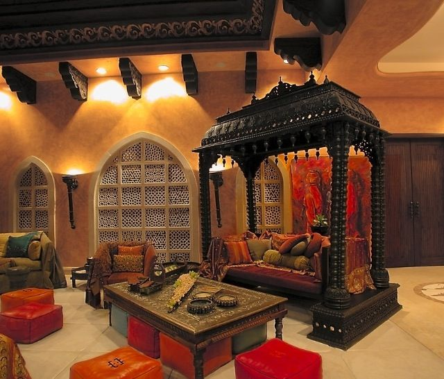 Indian style Home decor interior design Luxury Homes