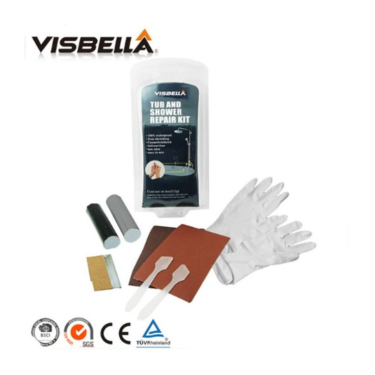 12.13$  Buy now - http://alim68.shopchina.info/go.php?t=32776077482 - Visbella DIY Tub and Shower repair kit Bath crock repair glue Powerful Reinforcing Rapid Fix General Purpose Super Fsat Dry Glue  #magazineonline