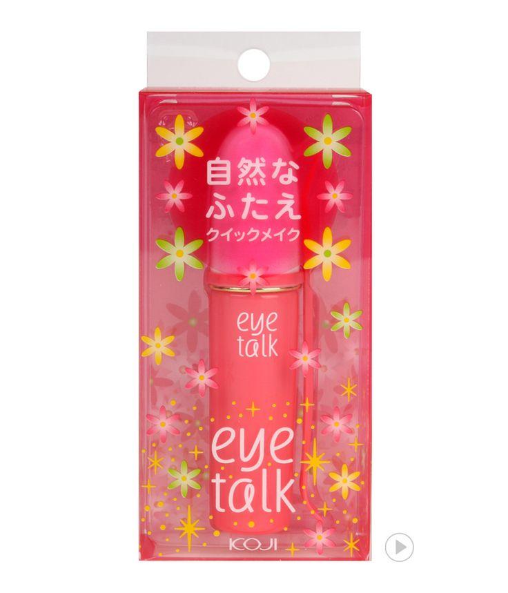 Eyetalk                           아이토크 - 자연스러운 쌍커플액