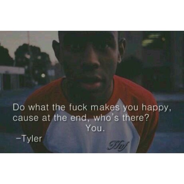 Tyler The Creator Quotes Captivating 518 Best Ofwgkta Images On Pinterest  Odd Future Qoutes And Quotations Design Inspiration
