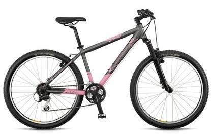 Details on my bike Scott Contessa 40 2007 Womens Mountain Bike