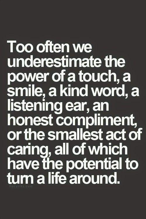 Cuida lo que hablas porque no sabes de qué forma puede impactar la vida de los que te escuchan.