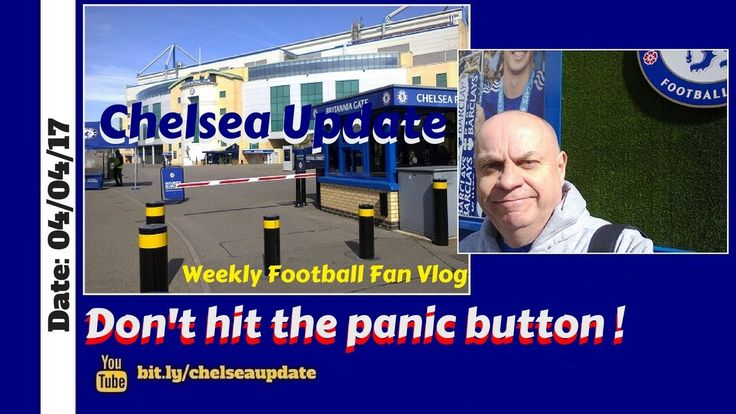 Don't hit the panic button ! (Preview: Chelsea v Man City)