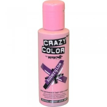 Crazy Color – Aubergine 100ml   £7.28 (FREE UK Delivery)  http://www.123hairandbeauty.co.uk/hair-products-c1/colour-c9/crazy-color-crazy-color-aubergine-100ml-p3543