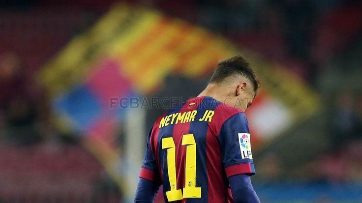 Neymar's 2014/15 season in pictures | FC Barcelona