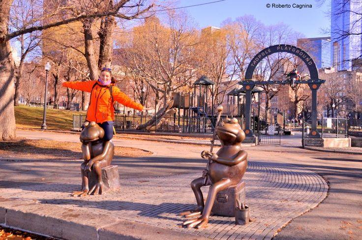 boston romantica valeria e leonardo parchi cittadini