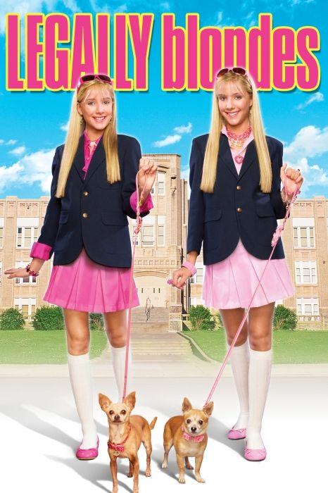 Legally Blondes Movie Poster - Rebecca Rosso, Camilla Rosso, Brittany Curran  #LegallyBlondes, #MoviePoster, #Comedy, #SavageSteveHolland, #BrittanyCurran, #CamillaRosso, #RebeccaRosso