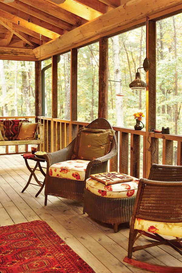 Patio Or Screened Porch: Best 25+ Porch And Patio Ideas On Pinterest