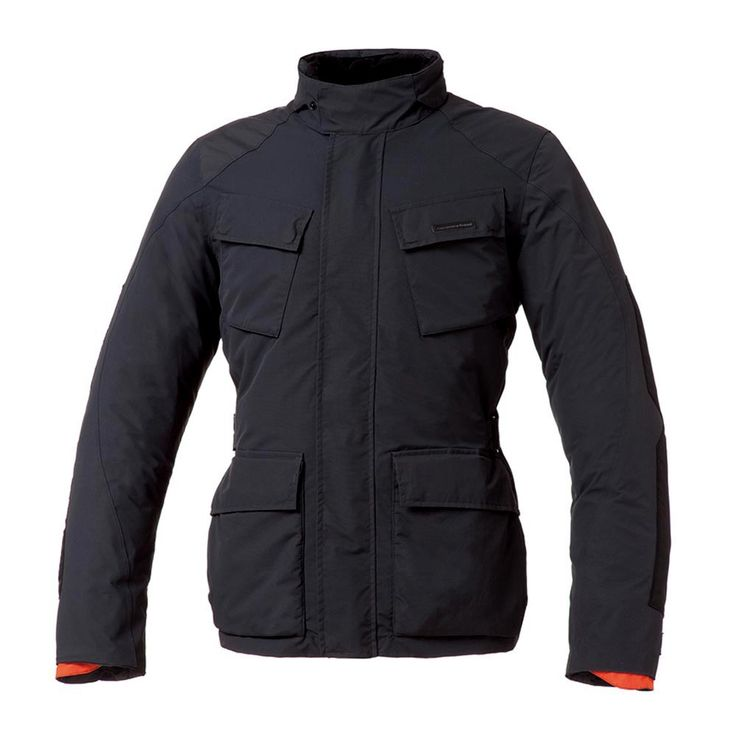 The Tucano Urbano 4Tempi Jacket is a new all-year-round technical jacket full of high specifications and is a bit of a looker too! A medium length jacket, the Tucano Urbano 4Tempi has all the features you would expect, waterproofing, windproofing, breathability and now comes with D30 level 1 elbow armour as standard. The outer is Tucano's patented Hydroscud technology, made from breathable Polyamide with a high waterproof rating.