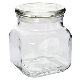 The Container Store > Emma Glass Jar