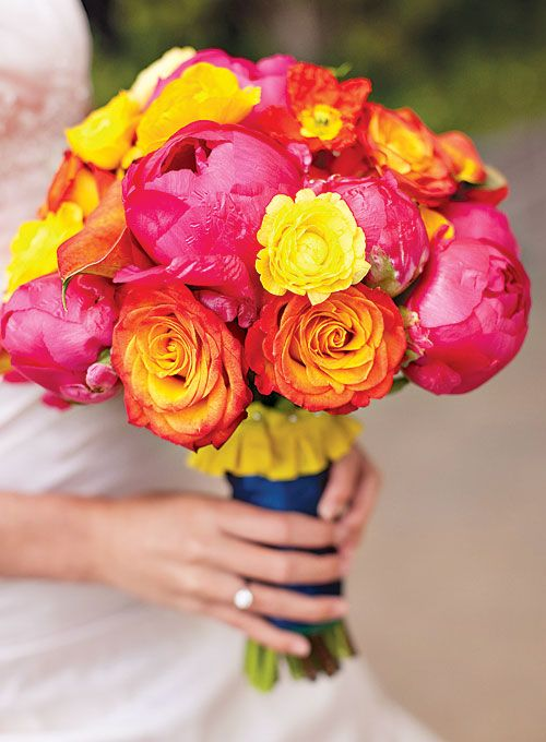 39 best images about how much do bouquets cost on for Bright wedding bouquet