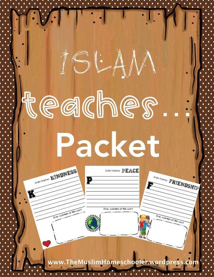 Islam teaches...Packet Free